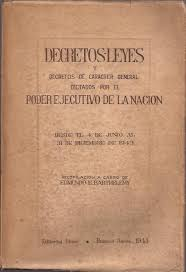 DECRETOS LEYES 2